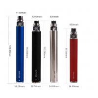 Best quality ego-c twist battery variable voltage wholesale price Manufactures