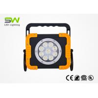 Portable Rechargeable LED Work Light 9 Pcs Outdoor Led Flood Lights With Power Bank Function Manufactures