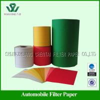 Bypass Oil Filter Paper Manufactures