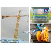 Cheap Construction Hammer Head Tower Cranes qtz3808 3t 29 m height Small Crane for sale