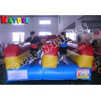 China Commercial Bungee run,inflatable active sport game,hot sports on sale