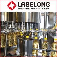 High Efficiency Cooking Oil Bottling Machine/Oil Filling Machinery Manufactures
