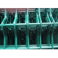 Quality protection fence / artistic mesh fence / welded wire mesh fence panels in 12 gauge for sale