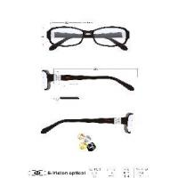 Computer-Designed Schematics, Drawings for Optical Frames (S-0025) Manufactures