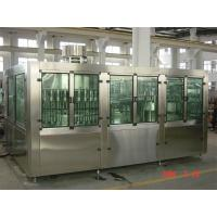 Stainless Steel Plastic Bottle Filling Machine With NANFANG Pump 3000BPH - 20000BPH Manufactures
