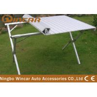 Professional  Outdoor Camping Tables , aluminum folding beach table Manufactures