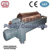 Cheap Industry Spiral Discharge Decanter Centrifuges Dairy Sludge Decanter Centrifuge for sale