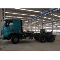 Low Profile Tipper Dump Truck Heavy Duty 6x4 Sinotruk Howo 290HP Widely Use Manufactures