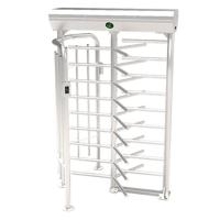 ZKTECO FHT2300 Full Height Turnstile ACCESS CONTROL gate barrier Manufactures