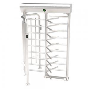 ZKTECO FHT2300 Full Height Turnstile Wholesale Price Full Height Turnstile Gate Barrier Bidirectional Passage Single Lan Manufactures