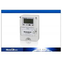 China DDZY Single Phase Electronic Energy Meter , Prepaid Electric Meter on sale