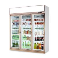 -18~-22 ℃ Commercial Display Freezer For Shop 5 Layers Or Adjustable Manufactures