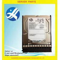 China 416127-B21 15K 3.5 DP SAS 300GB Server Hard Disk HDD on sale