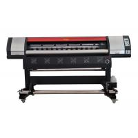 Quality 1.65m Single DX5 Print Head Eco Solvent Printing Machine 1440 dpi 1650 mm Inkjet Digital Printer for sale