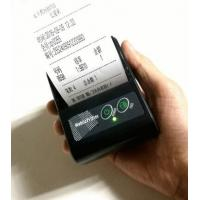 Android IOS 58mm Mobile Pocket Mini Small Portable Bluetooth Thermal Receipt Printer Label Sticker Printer Manufactures