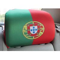 High Grade Rear View Mirror Cover Business Fashional Style Headrest Covers Manufactures