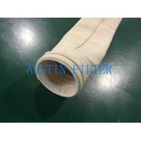 China original FMS9806 hybrid combi-felt dust filter bag for 1080m3 blast furnace gas cleaning