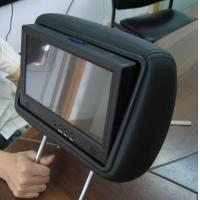 "9"" Car Seat LCD Screen For Advertising Display  Manufactures"