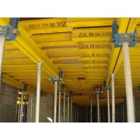 China Floor slab Table Formwork with multiple using times used in highrise buildings etc on sale