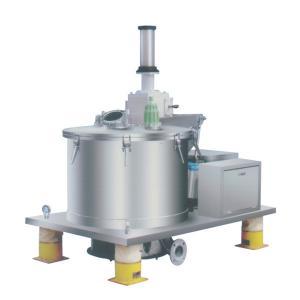 Automatic Vertical Basket Centrifuge Peeler Scraper Bottom Discharge Manufactures