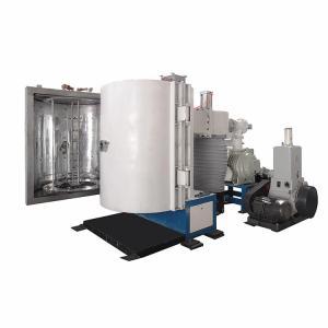 High Quality Plastic Vacuum Metallizing Coating Machine - Vacuum Plating Equipment for sale Manufactures