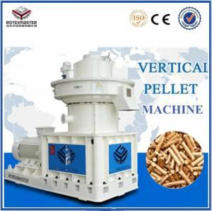 good quality CE biomass pellet making machine for burner fuel Manufactures
