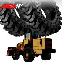 APEX 15.5-25 Solid Tire, Cushion Tyre for Wheel Loader, Integrated Tool Carrier, Elevating Motor Scraper Manufactures