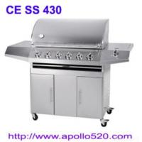 Stainless Gas Barbecue Grill Manufactures