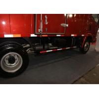 China 16 Tons Loading Capacity Light Duty Trucks , 3800 Wheel Base Van Truck on sale