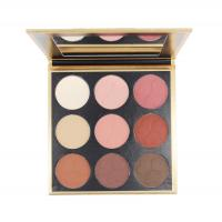 Buy cheap High Pigment 9 Color OEM Private Label Matte Eyeshadow Palette from wholesalers