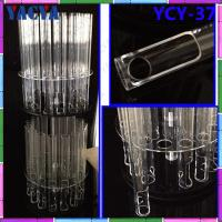 Durable E Cig Display Clear Acrylic With RoHS For Electronic Cigarette Manufactures