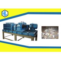 30 Mm Blade Thickness Wood Tree Waster Shredder Machine 45kw Motor Power