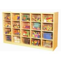 20-Tray Toy Cabinet Manufactures