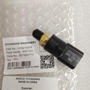 Komatsu Mini Excavator Parts Switch 20Y0621710 08064-10000 203-06-56210 For 6D95 PC200-6 Manufactures