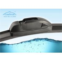 Auto Windshield Tools Improved Flat Wiper Blades Natural Rubber Manufactures