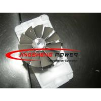 6D110 K418 Shaft And Wheel , Turbocharger Spare Parts Komatsu Manufactures