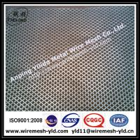low carbon steel mini hole expanded metal for filters Manufactures