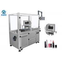Twisting Force Adjustable Bottle Capping Machine 72~84pcs/Min High Output