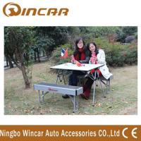 Aluminum Folding Outdoor Camping Tables Expandable for picnic Manufactures
