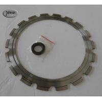 350mm Ring Saw Blade For Cutting Concrete , 14 Inch Concrete Saw Blade Manufactures