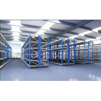 Powder Coated Warehouse Shelving Rack Durable Pallet Storage Racks Manufactures