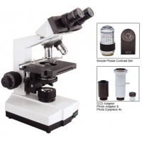 Buy cheap Professional Laboratory Biological Microscope A11.0103 With 40X-1600X Magnificat from wholesalers