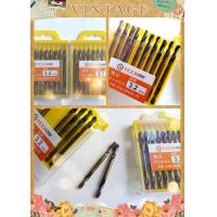 double head hss twist drill bits Manufactures
