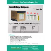 Hematology analyzer reagents for Beckman coulter analyzer series Manufactures