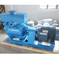 China 15kw Single Stage Liquid Ring Vacuum Pump 1450rpm Speed Larger Suction Capacity on sale