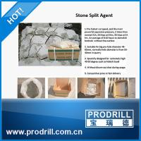 Soundless stone cracking agent with High quality  from prodrill Manufactures