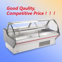 Meat Shop Open Display Cooler Manufactures