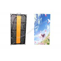 Buy cheap P6.25 stage Rental LED Screen with No Fans Design , Flight Case package from wholesalers