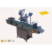 Abrasive disc automatic sticker labeling machine with CE certificate
