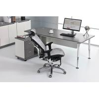 4d Handrails Ergonomic Office Task Chairs SGS Certification For Tall People Manufactures
